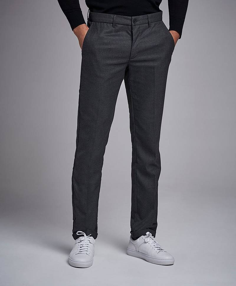 Pond Suit Pants Black