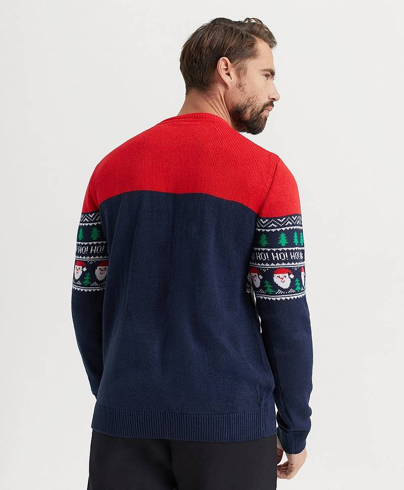 Strikket genser Ugly Christmas Sweater