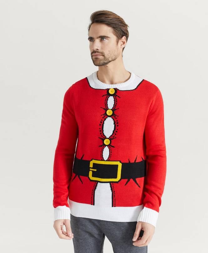 Neulepusero Ugly Christmas Sweater