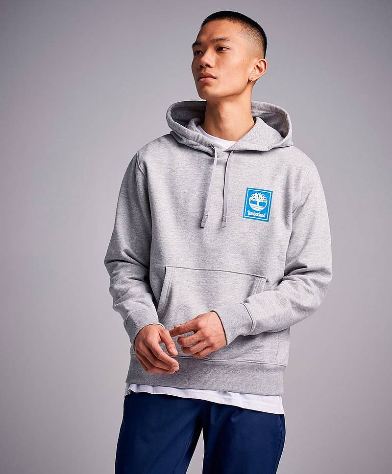 Sport Lifestyle Hoodie Light Grey