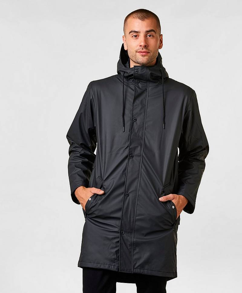 Wings Monocrome Padded Jacket
