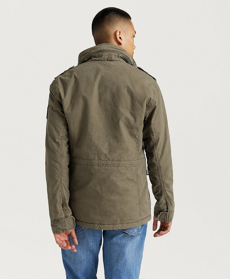 Jakke Classic Rookie Military Jacket