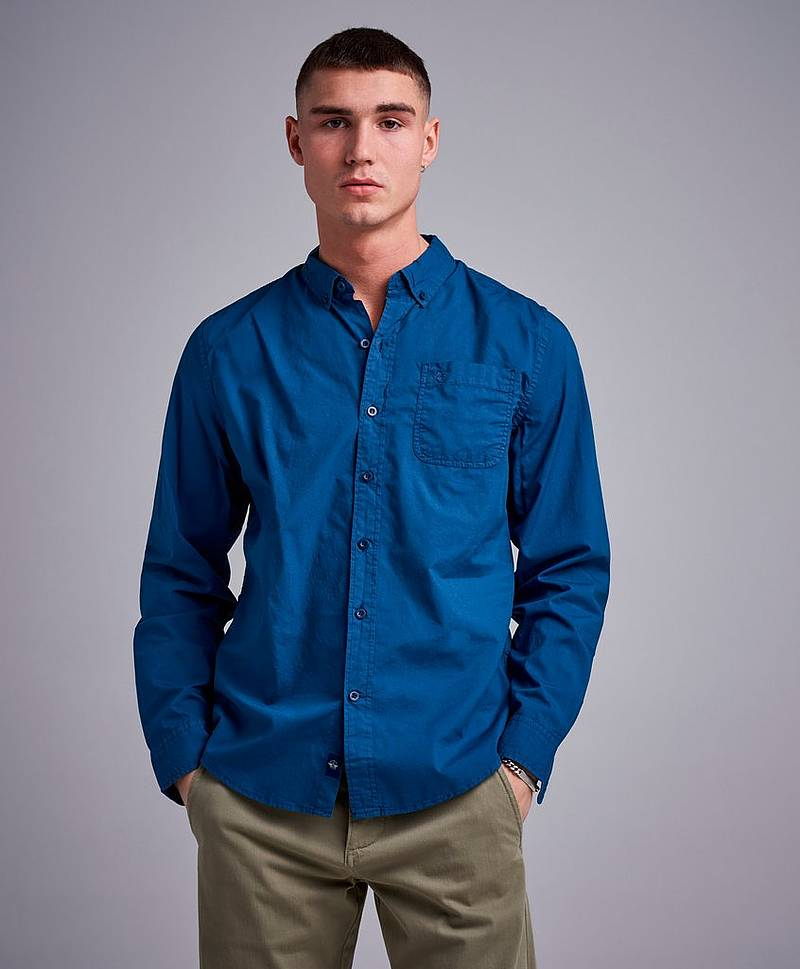 Londred Poplin Shirt