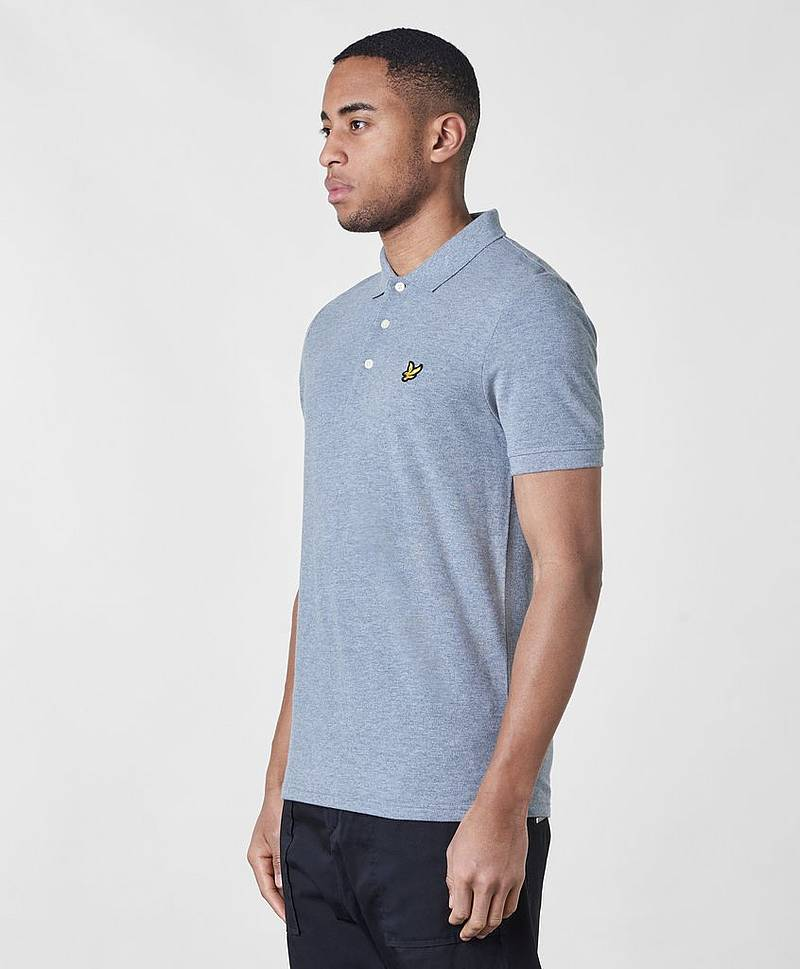 Plain Polo Shirt Z99