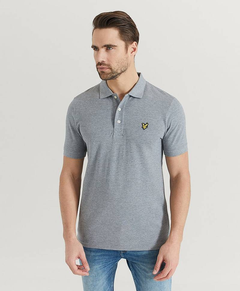 Pikétröja Plain Polo Shirt