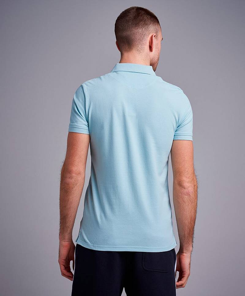 Pikétrøye Plain Polo Shirt