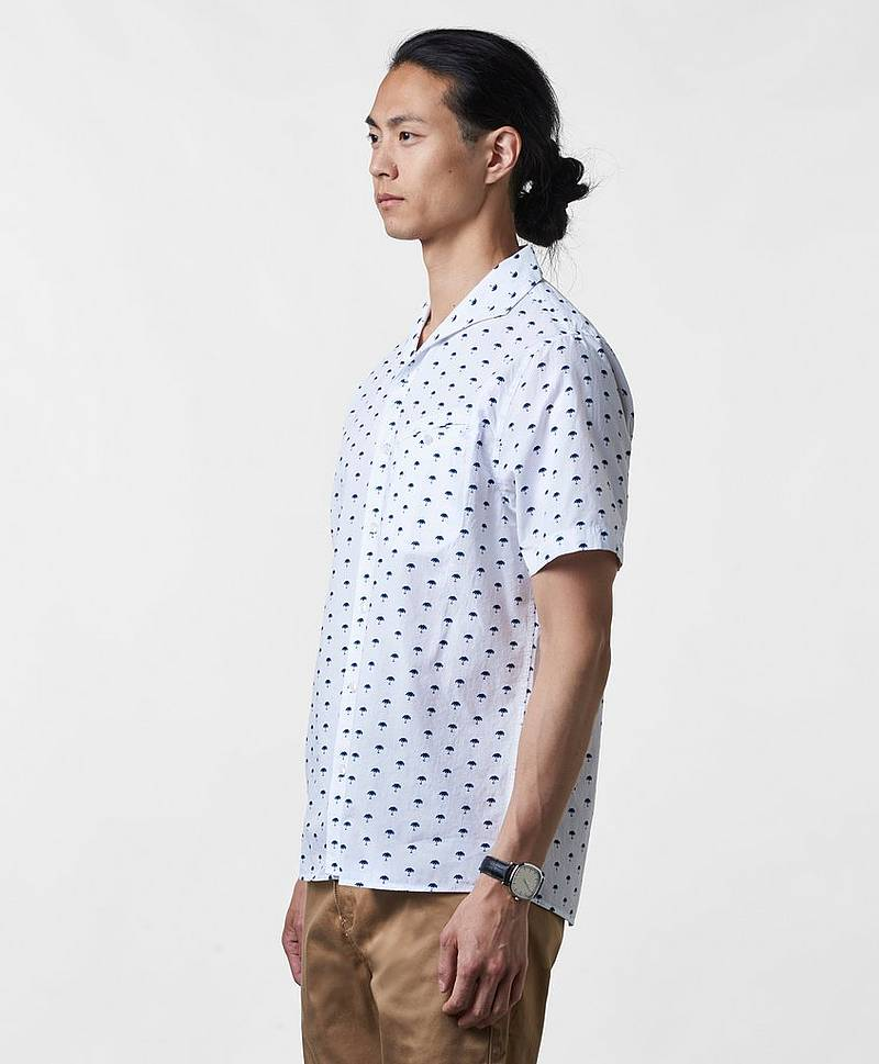 Sebastian Palm Printed S/S Shirt