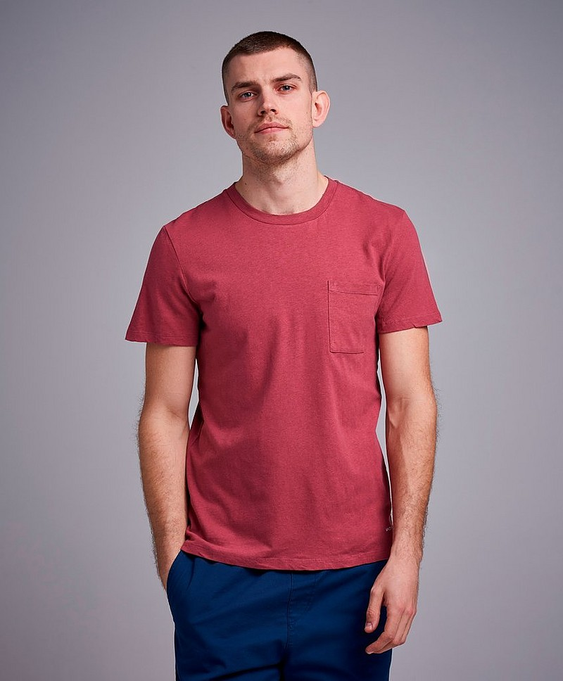 T-shirt Barry Pocket Tee 3266