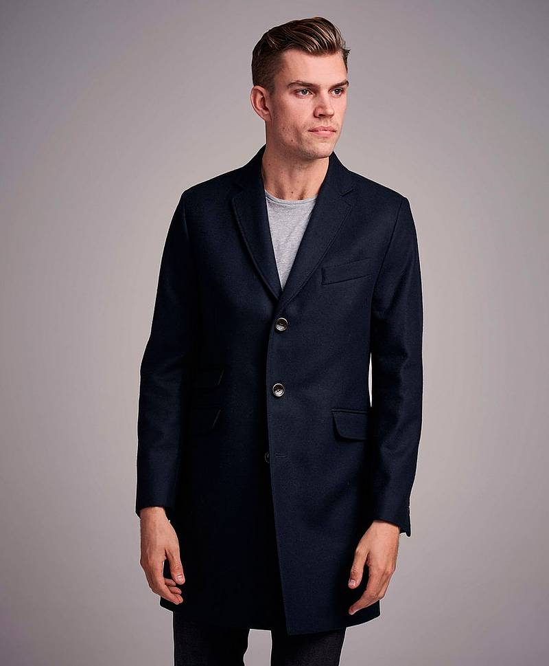 Frakk Mayfair Wool Coat