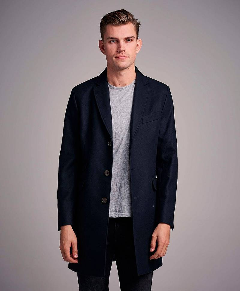 Mayfair Wool Coat