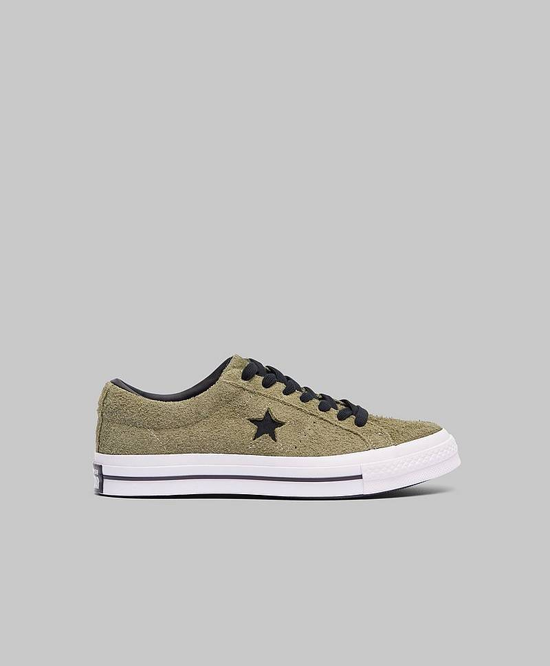 One Star OX Vintage Suede Field Surples