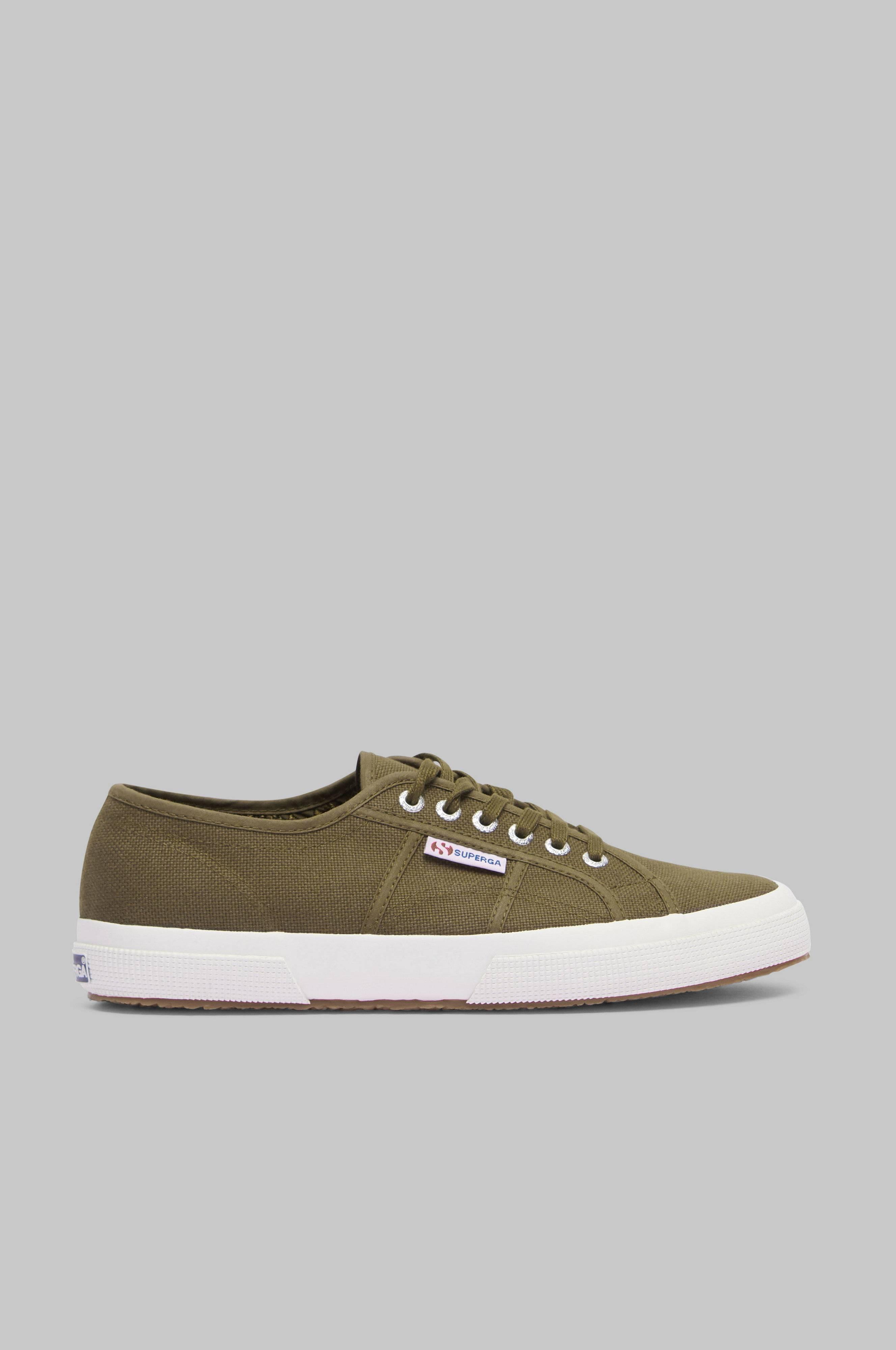 Superga Cotu Classic Sneakers & textilskor Grön