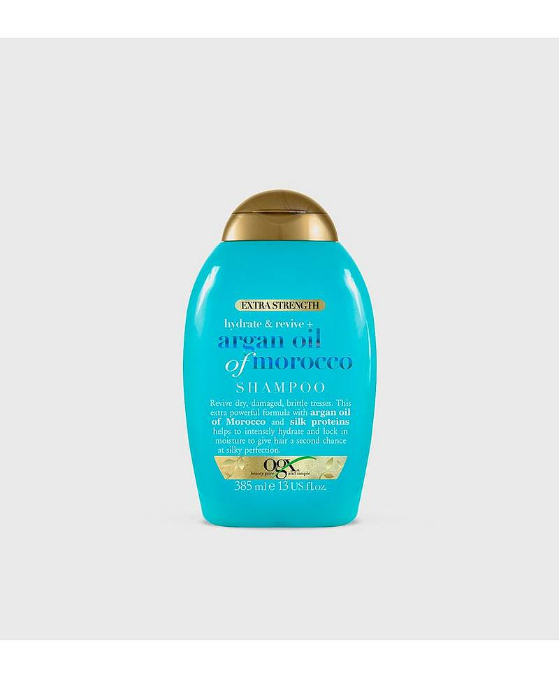 Argan Extra Strength Shampoo