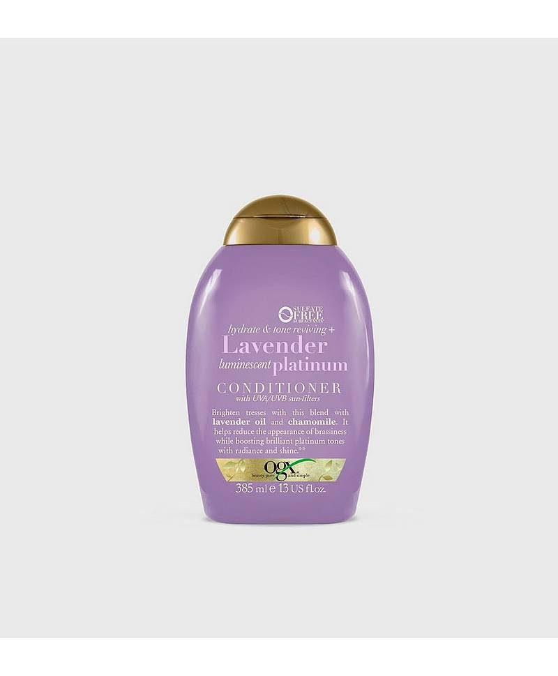 Lavender Platinum Conditioner