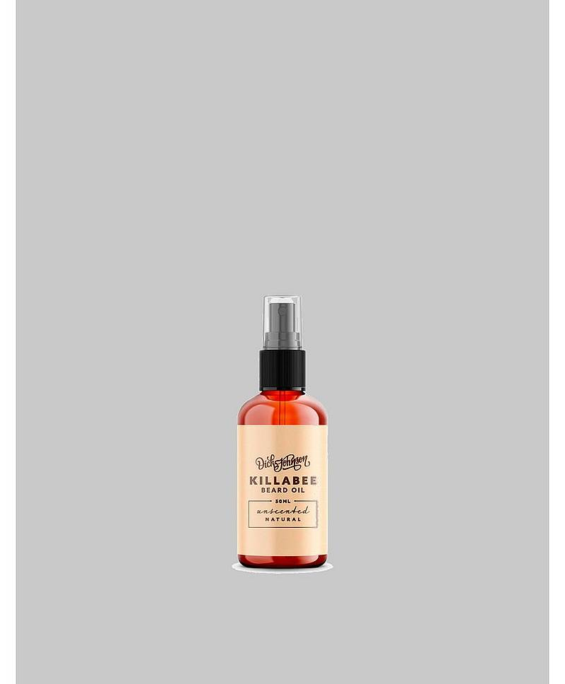 Beard oil scentless Killabee 50ml