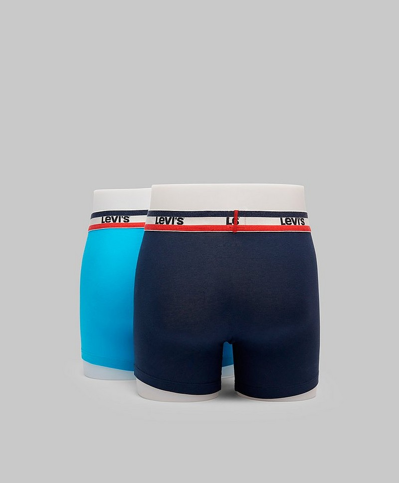 Underbukser 2-pack Color Boxer Brief 786