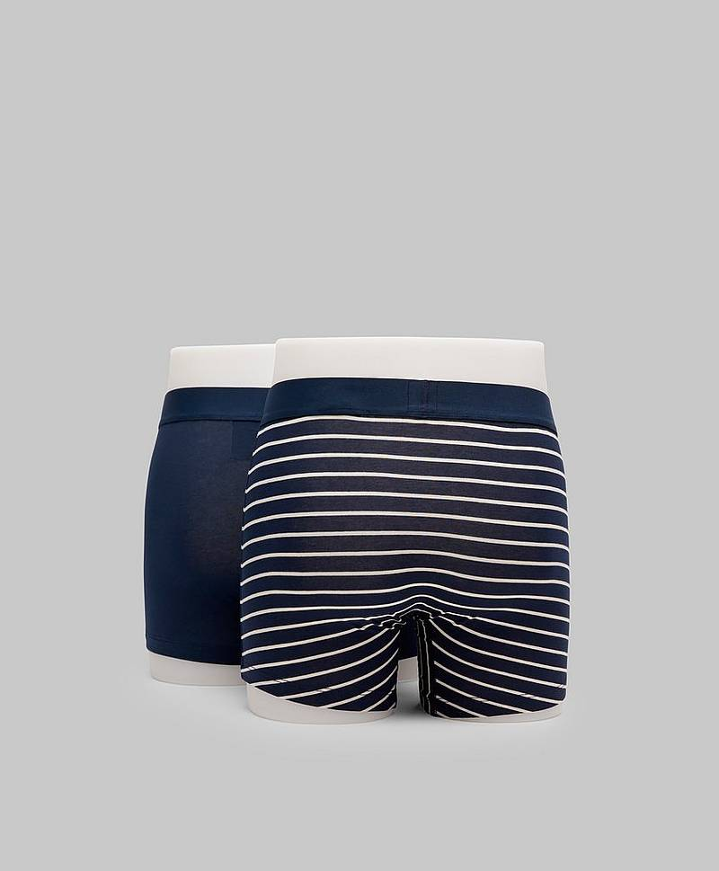 Underbukser 200SF Stripe Boxer Brief 2-pack 884