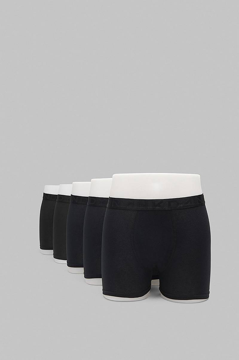 5-pack Legend Organic Boxer