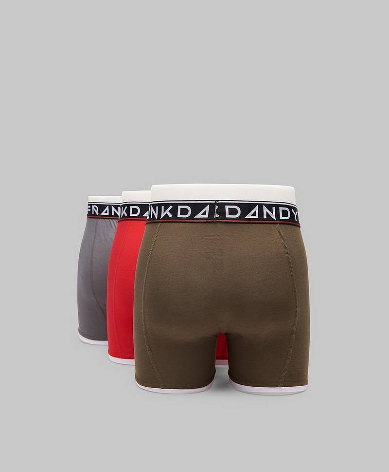 3-pack St Paul Bamboo Boxer