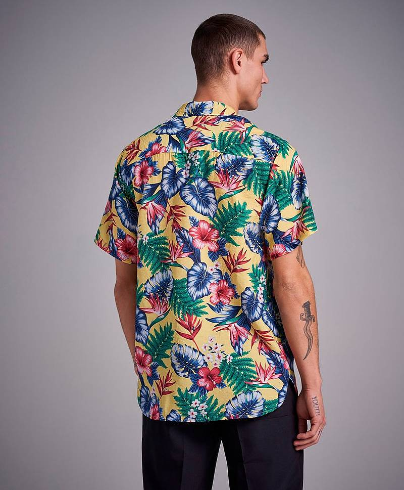Hawaii Printed S/S Shirt