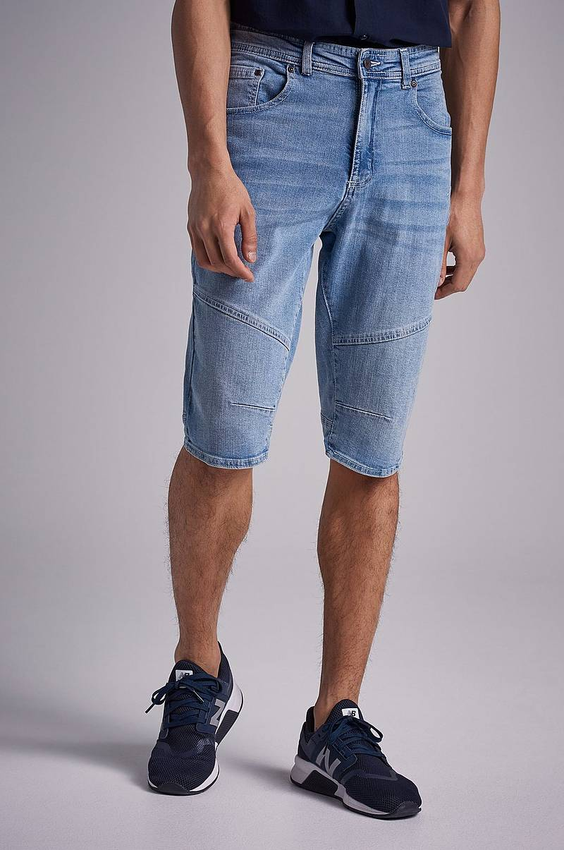 Denimshorts Long Denim Shorts