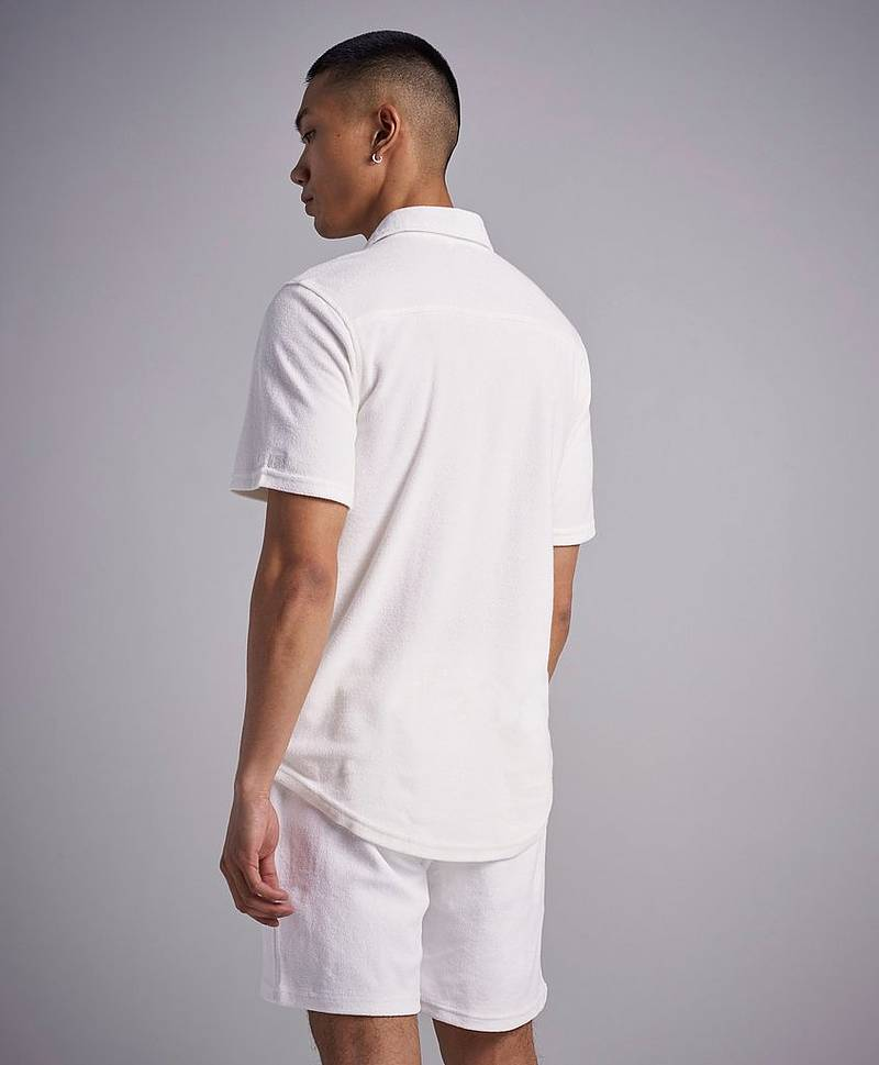 Joel Ighe Terry Short Sleeve Shirt