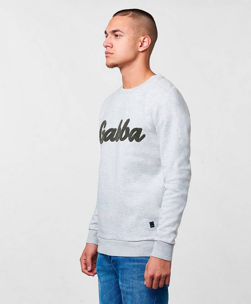 Thomas Logo O - neck Sweat