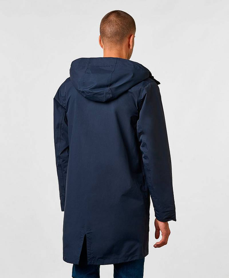 Mens Rain Jacket from the Sea -sadetakki