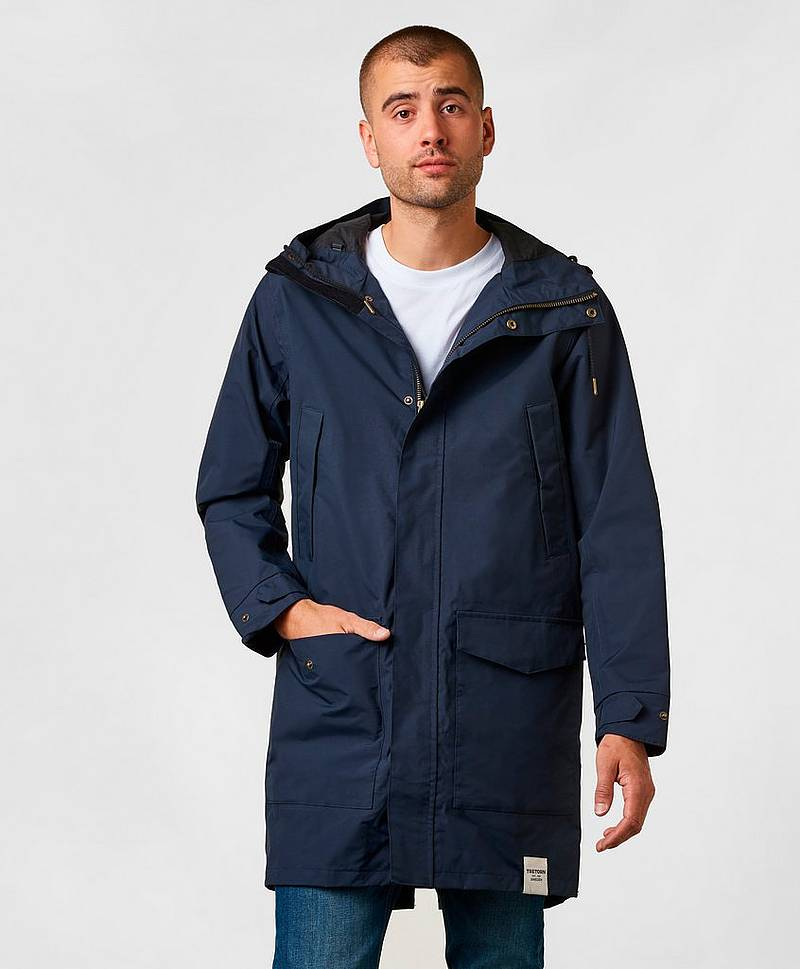 Regnjacka Mens Rain Jacket from the Sea
