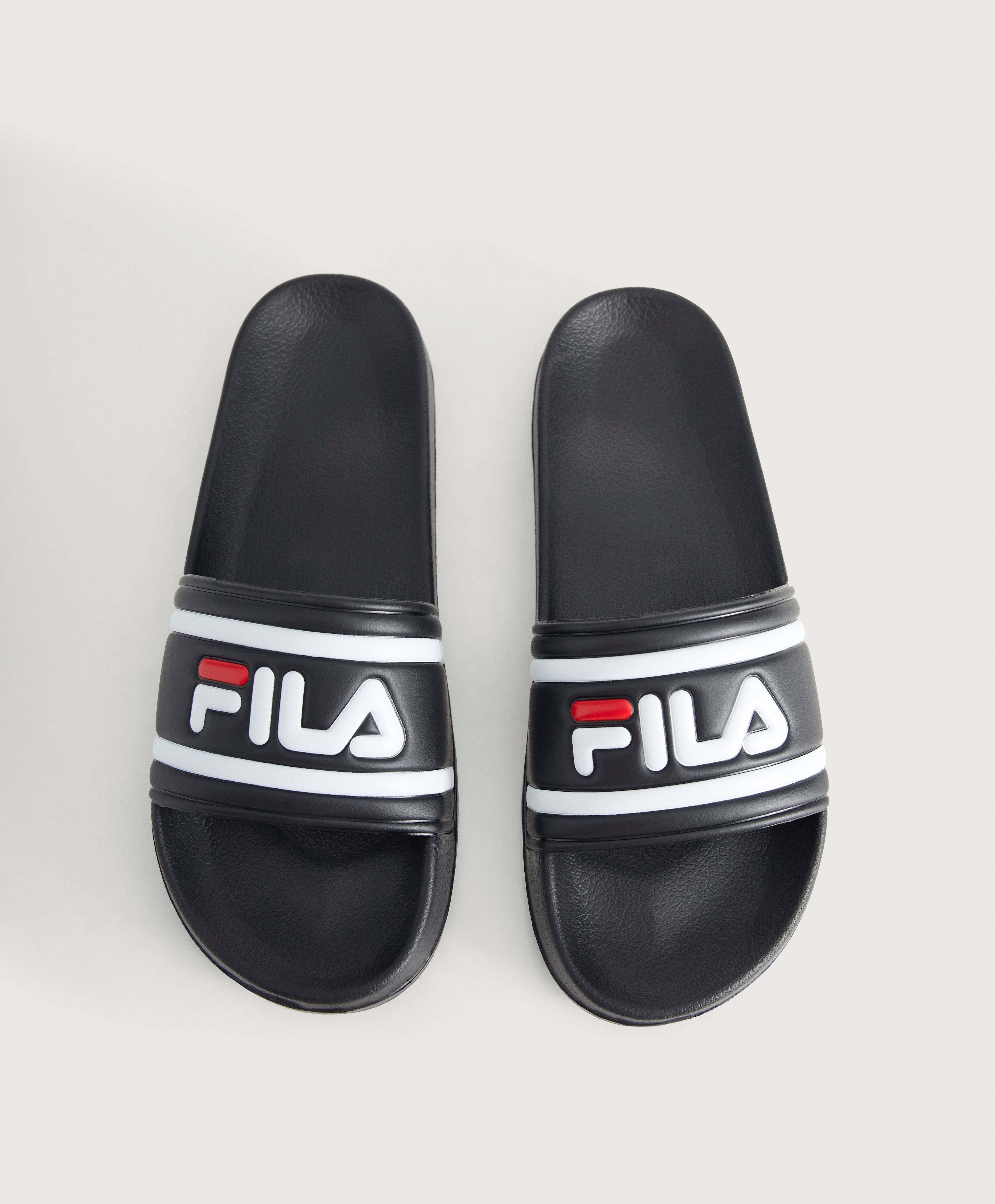 FILA Slippers Morro Bay Slipper Hvit Sko Stayhard.no