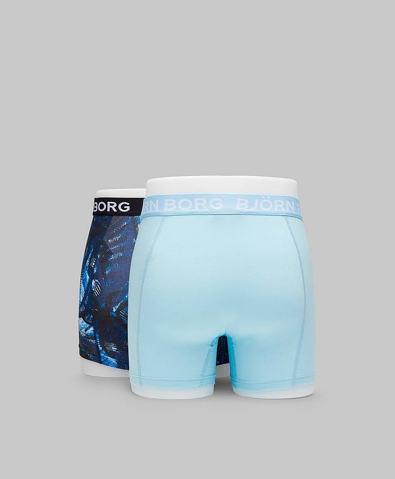Boxershorts BB LA Palm 2-pack