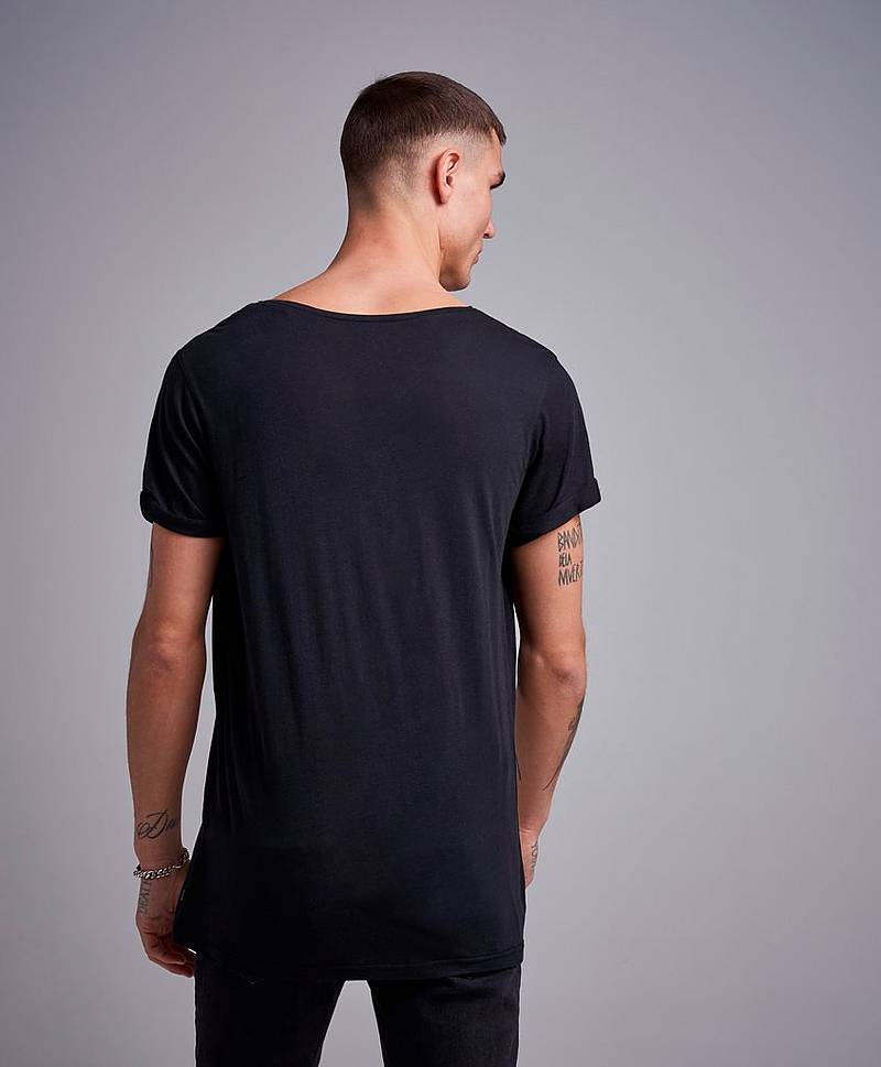 T-shirt Jimmy Bamboo Cotton
