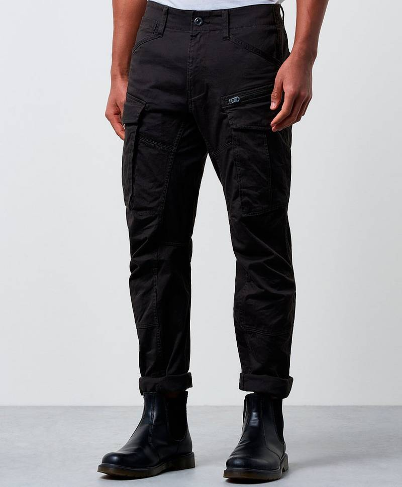 Rovic Zip 3D Straight Tapered cargohousut