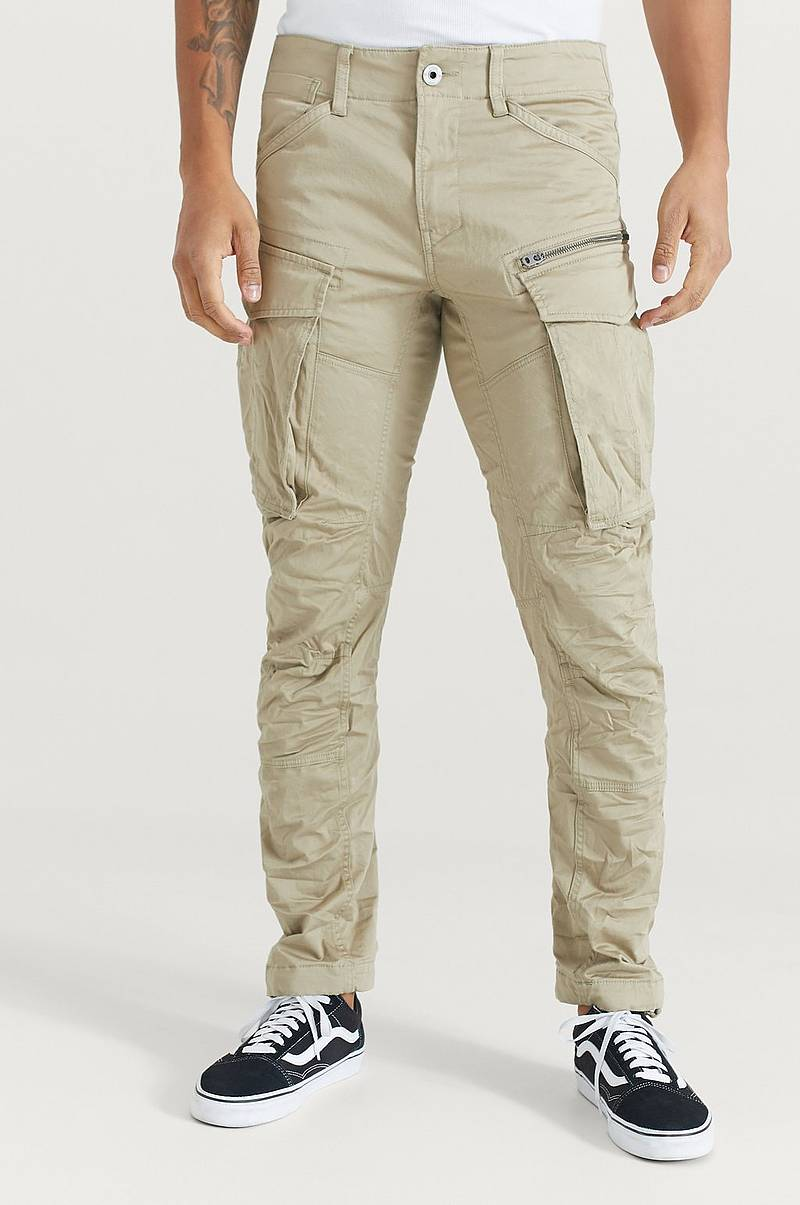 Cargobyxor Rovic Zip 3D Straight Tapered