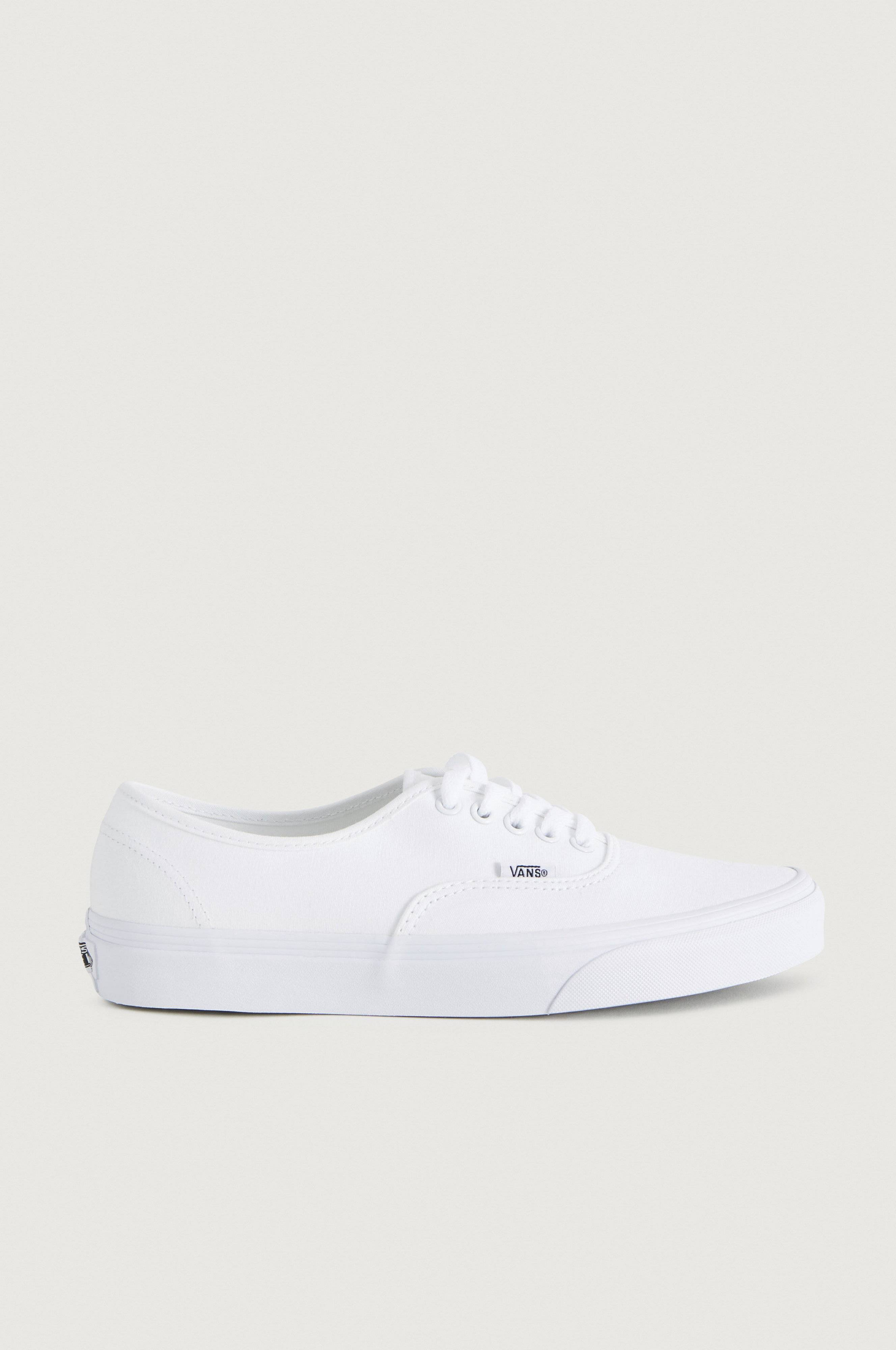 VANS Authentic Sneakers & textilskor True White