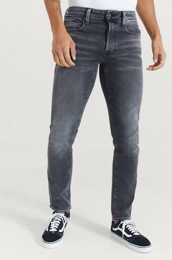 G-Star Jeans 3301 Slim Svart