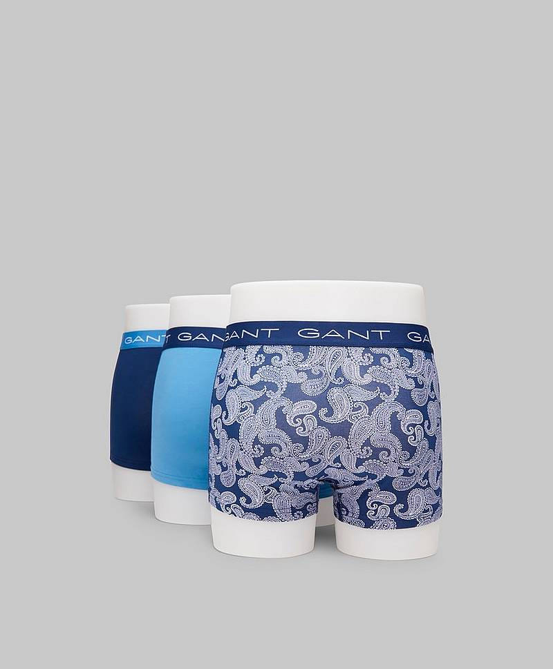 Boxershorts Trunk 3-pack
