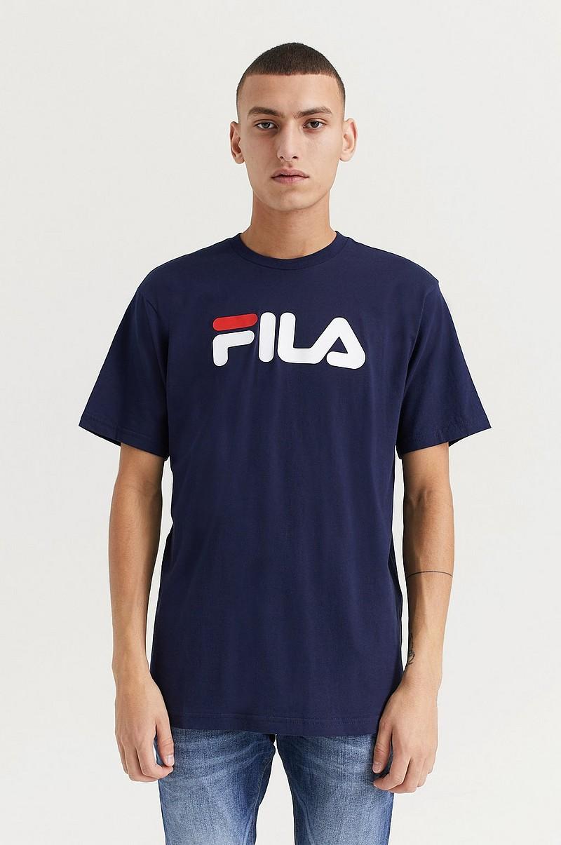 FILA T shirt Classic Pure Tee Sort Tøj Stayhard.dk