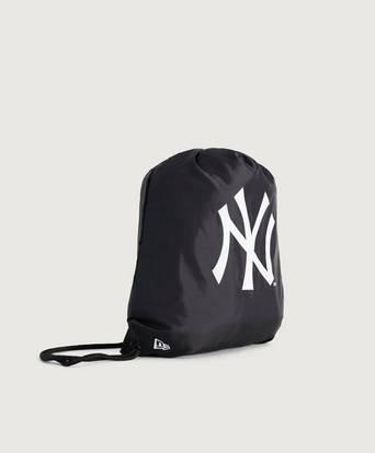 New Era GYMPAPÅSE MLB Gym Sack NY Yankees Svart
