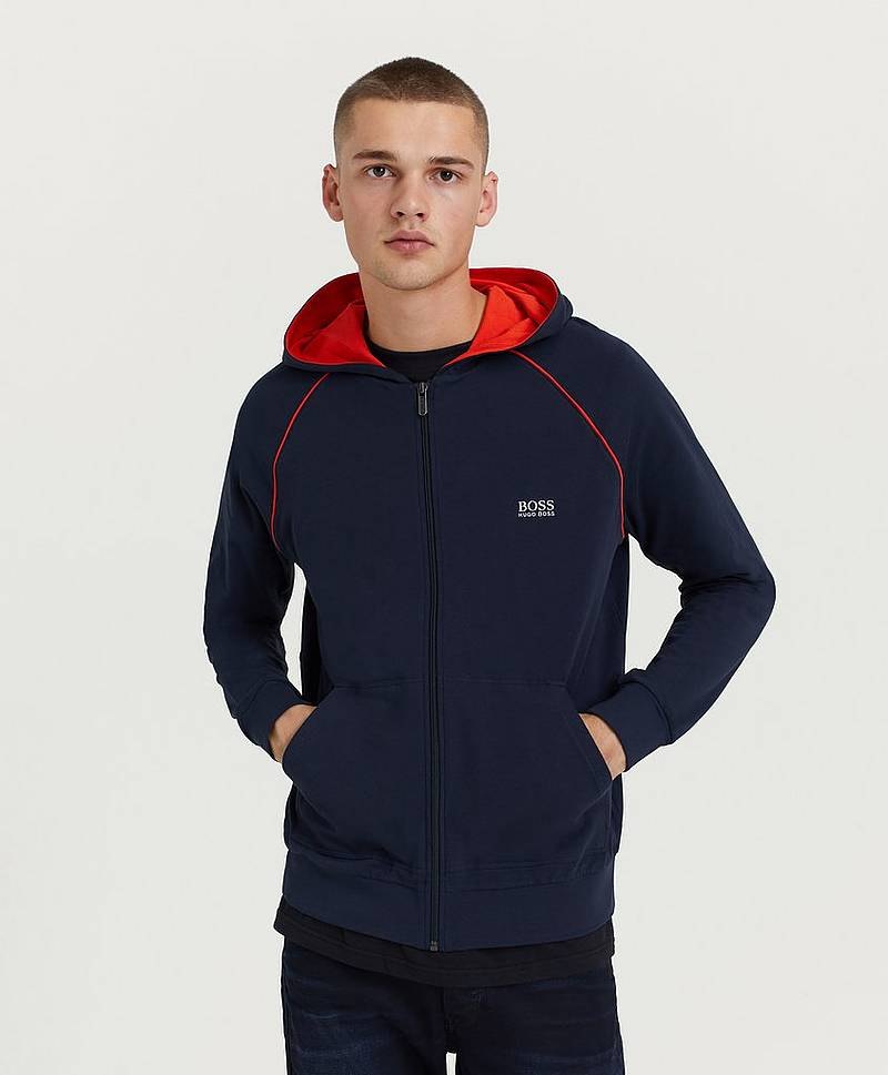Hoodie Mix & Match Jacket Hooded