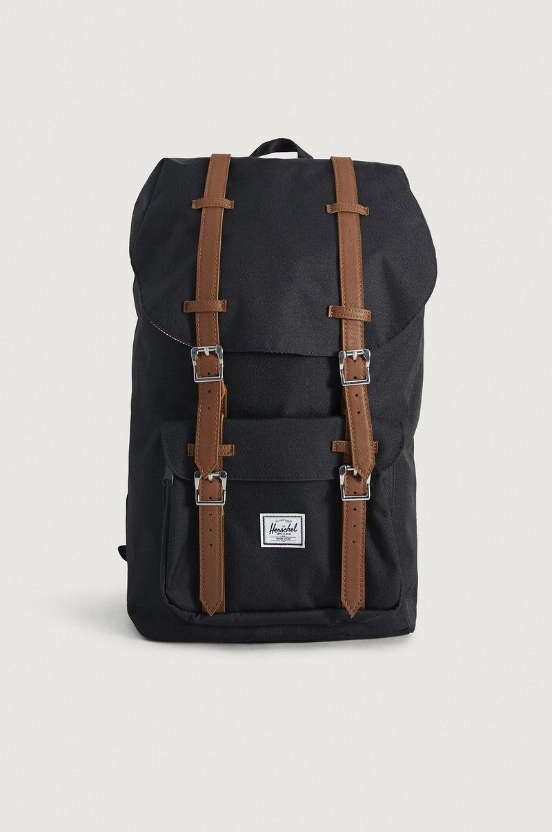 RYGGSÄCK Herschel Little America-Arrowwwod Crosshatch