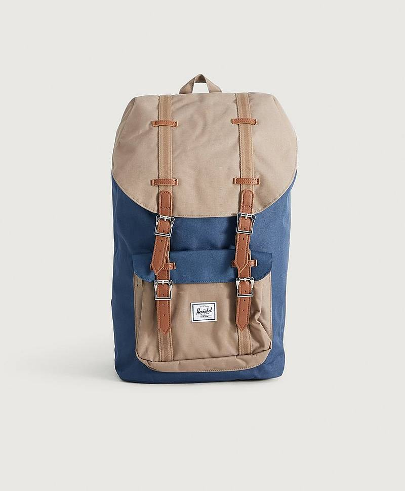 RYGGSEKK Herschel Little America-Arrowwwod Crosshatch