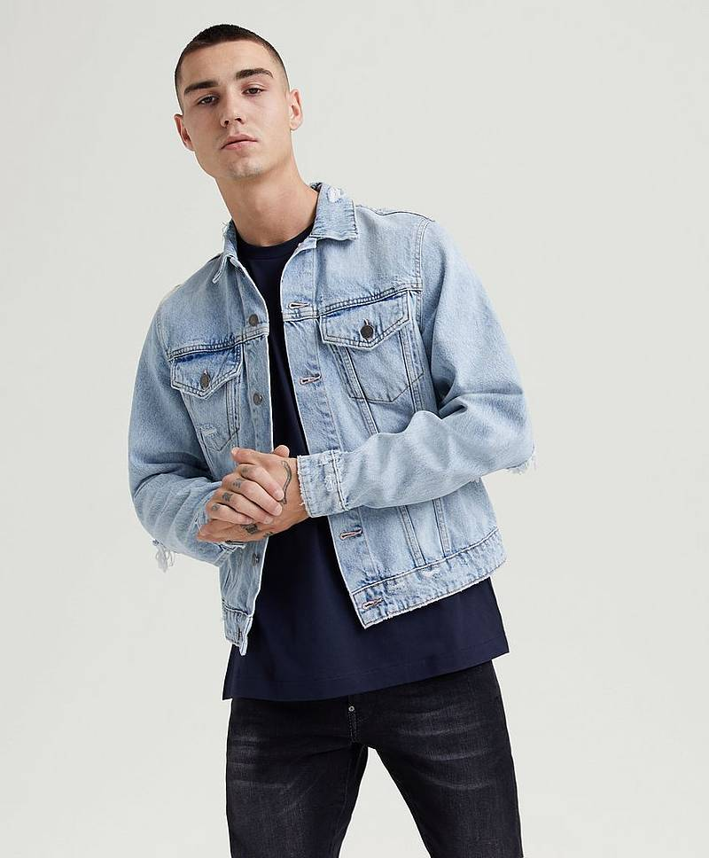 Denimjakke Legit Jacket