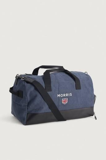 Morris Weekendbag Miller Blå