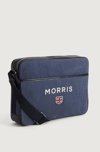 Morris Datorväska Donnovan Blå