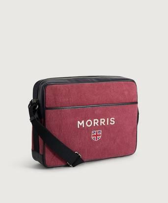 Morris Datorväska Donnovan Röd