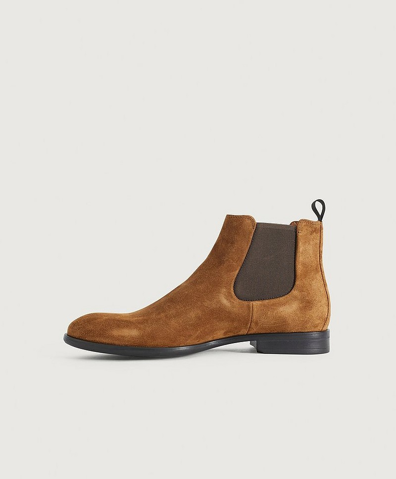 Boots Harvey Suede