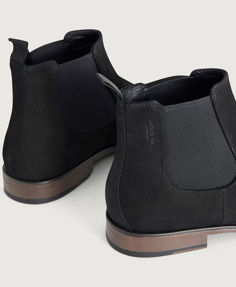 Boots Harvey Nubuck