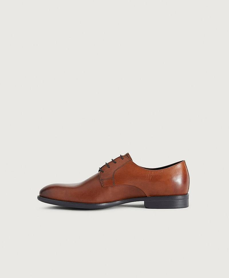 Herresko Harvey Low Leather