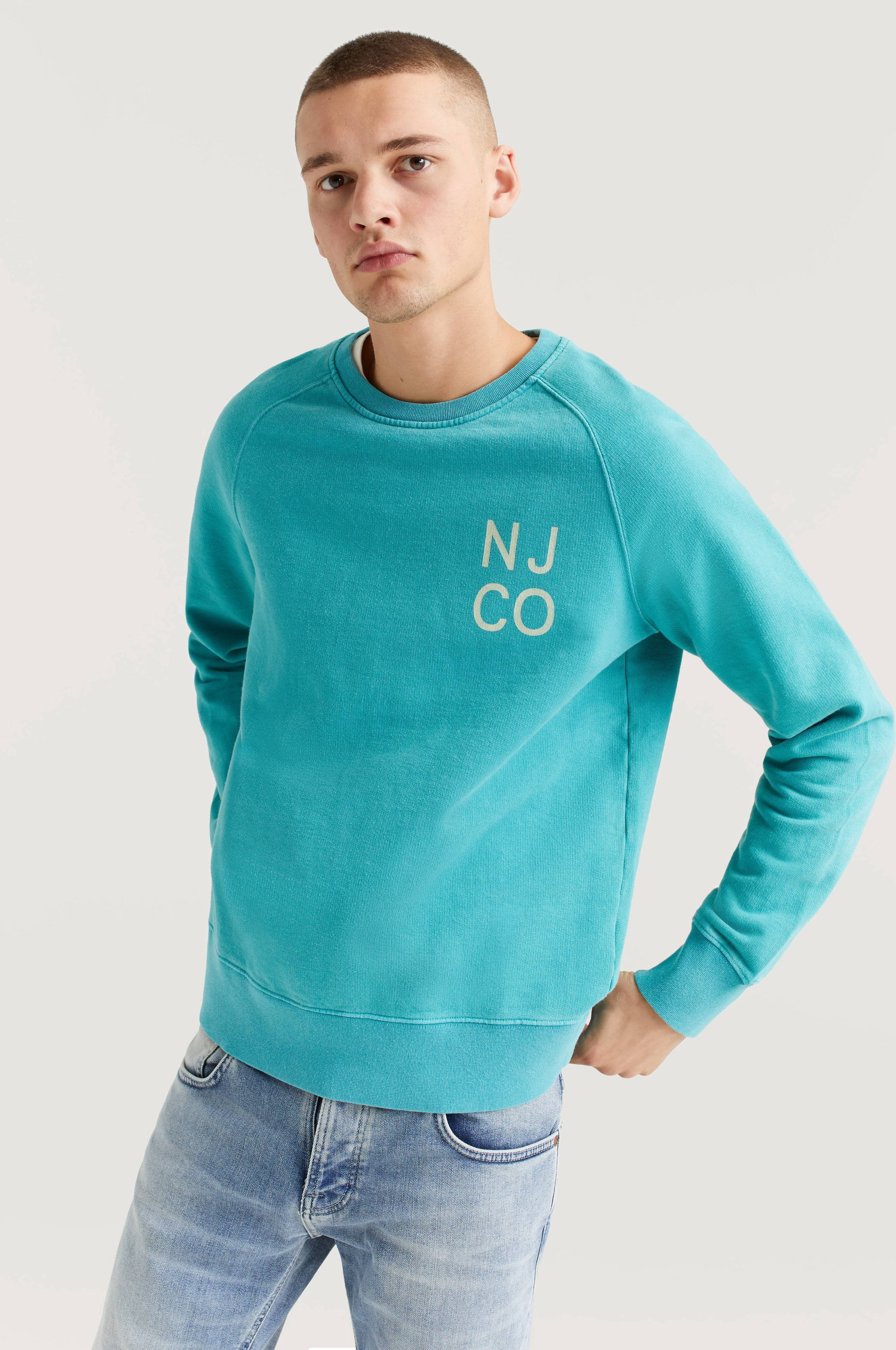 Nudie Jeans Melvin NJCO Blå